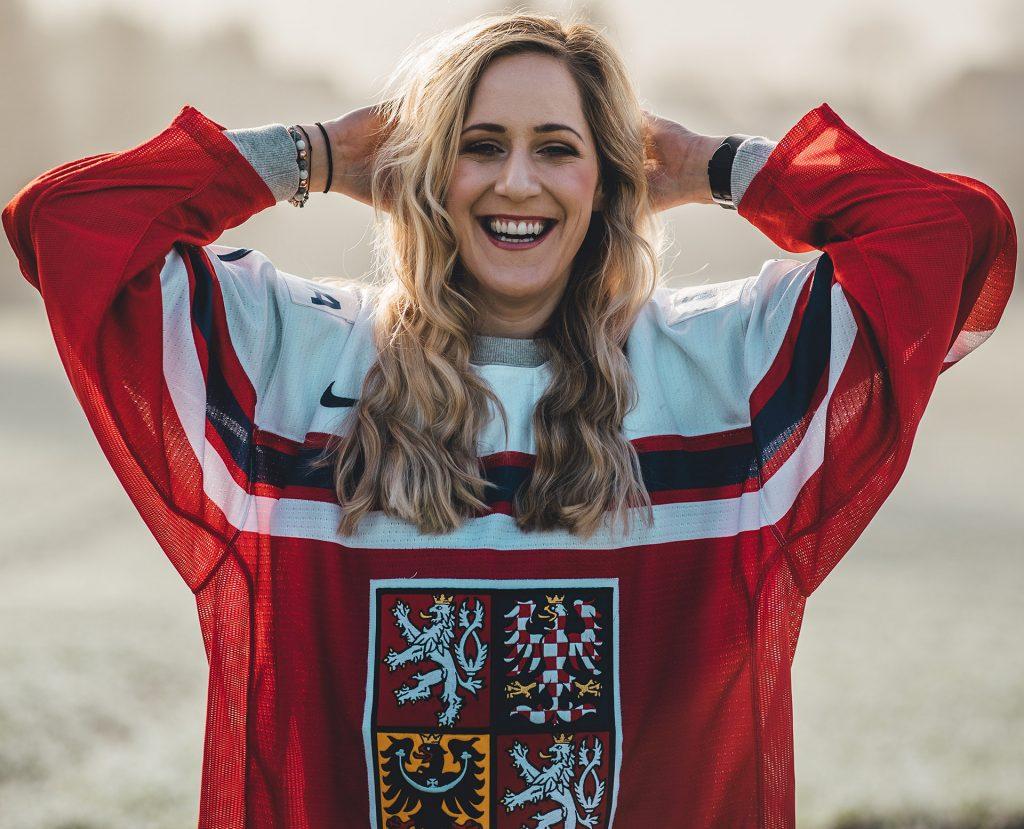 Lucie Povová - hokej